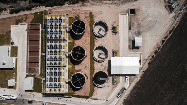 2. Planta de aguas residuales