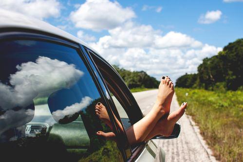 checklist viajar en carretera