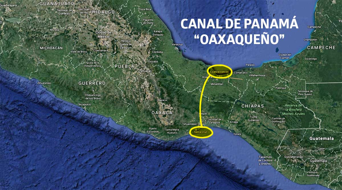 Canal mexicano