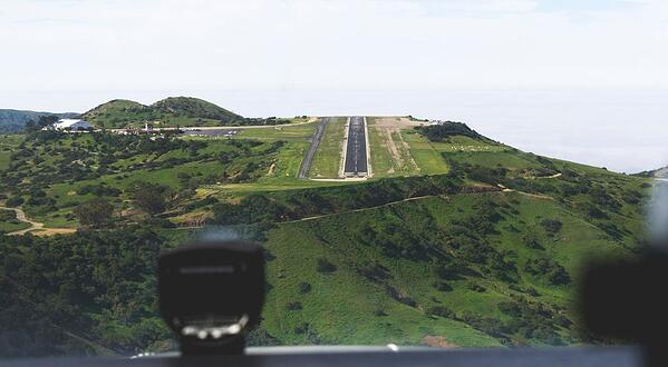 pistas de aterrizaje